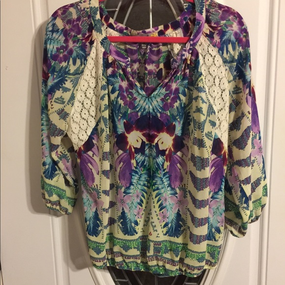 Figueroa & Flower Tops - Top by Figueroa & Flower size M
